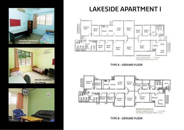 Lakeside Apartment I