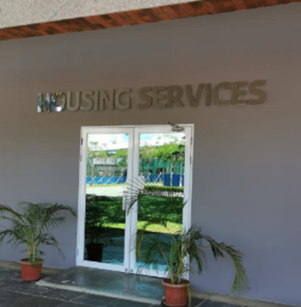 Housing Outstanding Fee Reminder